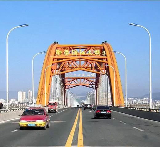 郧阳一桥翻新